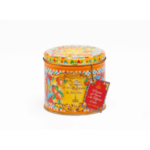 Dolce & Gabbana - Panettone με Εσπεριδοειδή & Σαφράν σε Κίτρινο Κουτί, 100g