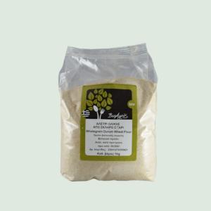Βιοαγρός - Βιολογικό Αλεύρι Ολικής από σκληρό Σιτάρι