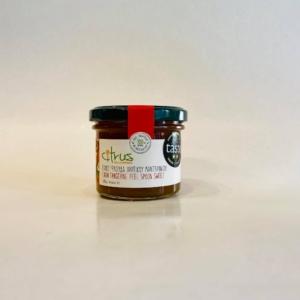 Citrus - Γλυκό Κουταλιού Φλούδα Χιώτικου Μανταρινιού