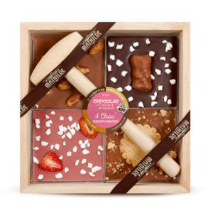 Le Comptoir de Mathilde - Τρεις & Μια Ruby Σοκολάτα, Σφυρί
