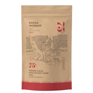 Kakau - Οργανική Σκόνη Κακάο Volcano Blast
