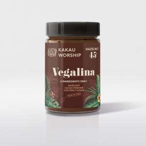 Kakau - Βιολογική Πραλίνα Φουντουκιού