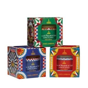 Dolce & Gabbana - Κρέμα Σοκολάτας, Φιστικιού & Αμυγδάλου