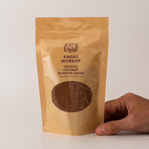 Kakau - Βιολογική Ζάχαρη Καρύδας