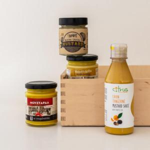 Mustards & Sauce