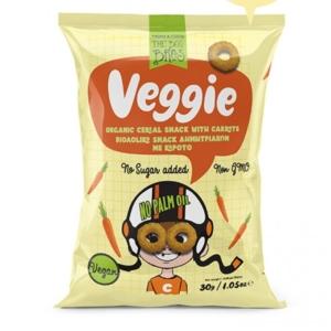 The Bee Bros - Veggie Δημητριακά με Καρότο