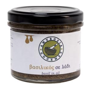 Amvrosia Gourmet - Βασιλικός σε Λάδι