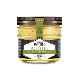 Le Comptoir de Mathilde - Μουστάρδα με Βότανα Προβηγκίας