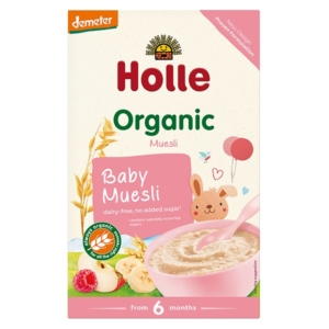 Holle - Βιολογικό Μούσλι Βρώμης