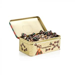 Venchi - Nougatine Chocolates in a Gift Tin