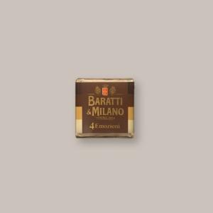 Baratti & Milano - Σοκολατάκι Cremino 4 Emozioni di Gusto