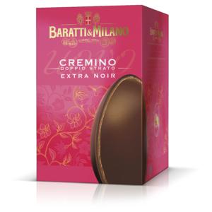 Baratti & Milano - Πασχαλινό Αυγό Cremino Extra Dark, 250g