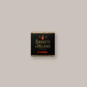 Baratti & Milano - Σοκολατάκι Cremino Extra Noir