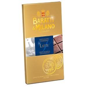 Baratti & Milano - Σοκολάτα Γάλακτος