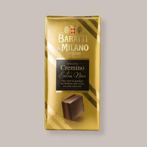 Baratti & Milano - Σοκολάτα Cremino Extra Noir