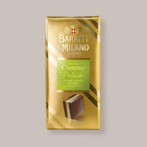 Baratti & Milano - Σοκολάτα Cremino Pistachio