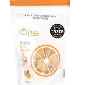 Citrus - Παραδοσιακό Αμυγδαλωτό Χιώτικο Μανταρίνι