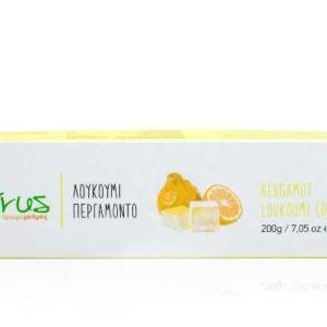 Citrus - Παραδοσιακό Λουκούμι Περγαμόντο