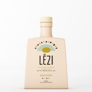 Lezi - Βιολογικό Έξτρα Παρθένο Ελαιόλαδο, 200ml