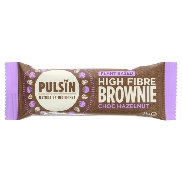 Pulsin - Μπάρα Choc Hazelnut Brownie