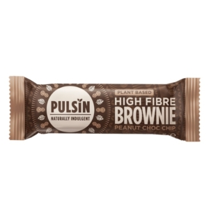 Pulsin - Μπάρα Peanut Choc Chip Brownie