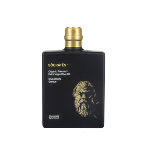Socrates Oil - Premium Εξαιρετικό Παρθένο Ελαιόλαδο Βιολογικό