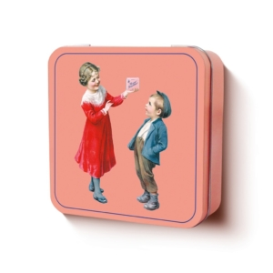 Manner - Original Neapolitan Wafers σε Μεταλλικό Κουτί