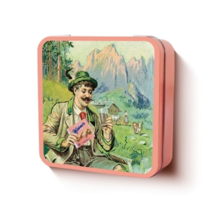 Manner - Original Neapolitan Wafers σε Μεταλλικό Κουτί Nostalgia