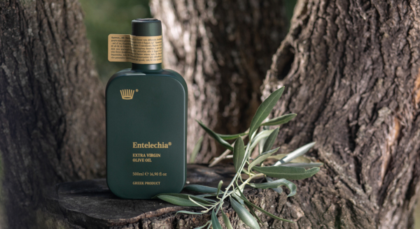 Entelechia - Εξαιρετικό Παρθένο Ελαιόλαδο
