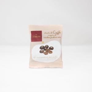 Domori - Κόκκοι Κακάο με επικάλυψη Μαύρης Σοκολάτας